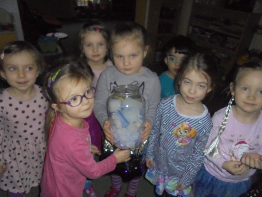 Ledové království ve školce